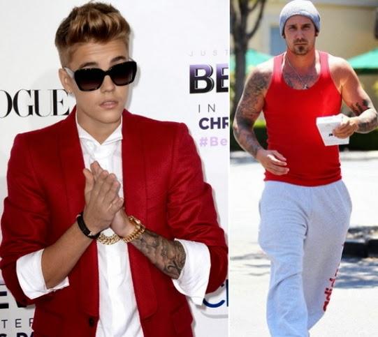 Check Out Justin Bieber's Father, JeremyNaijaGistsBlog ...