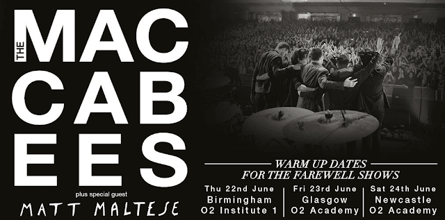 The Maccabees Live Newcastle 2017