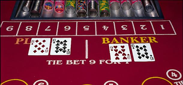 Rumus kartu cara bermain baccarat online