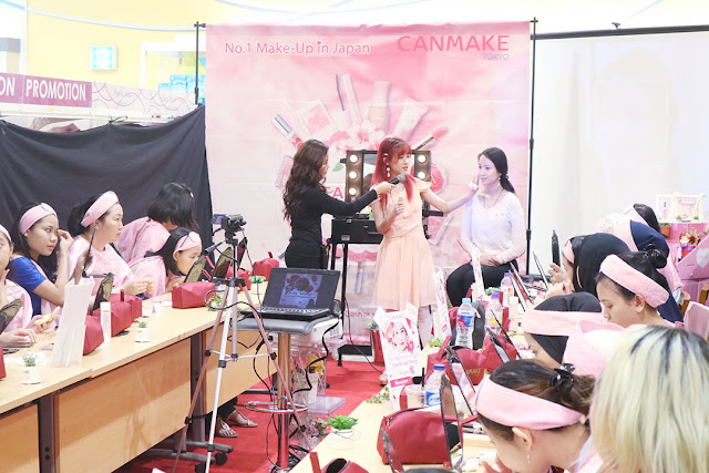 event Beauty Workshop by CANMAKE Tokyo