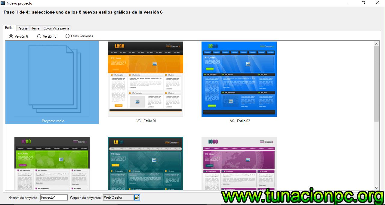 Descargar LMSOFT Web Creator Pro