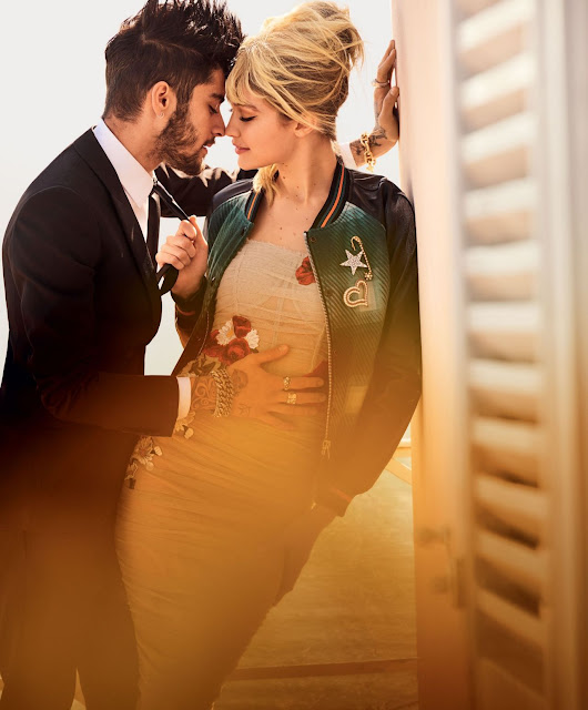 Gigi Hadid – Vogue Magazine