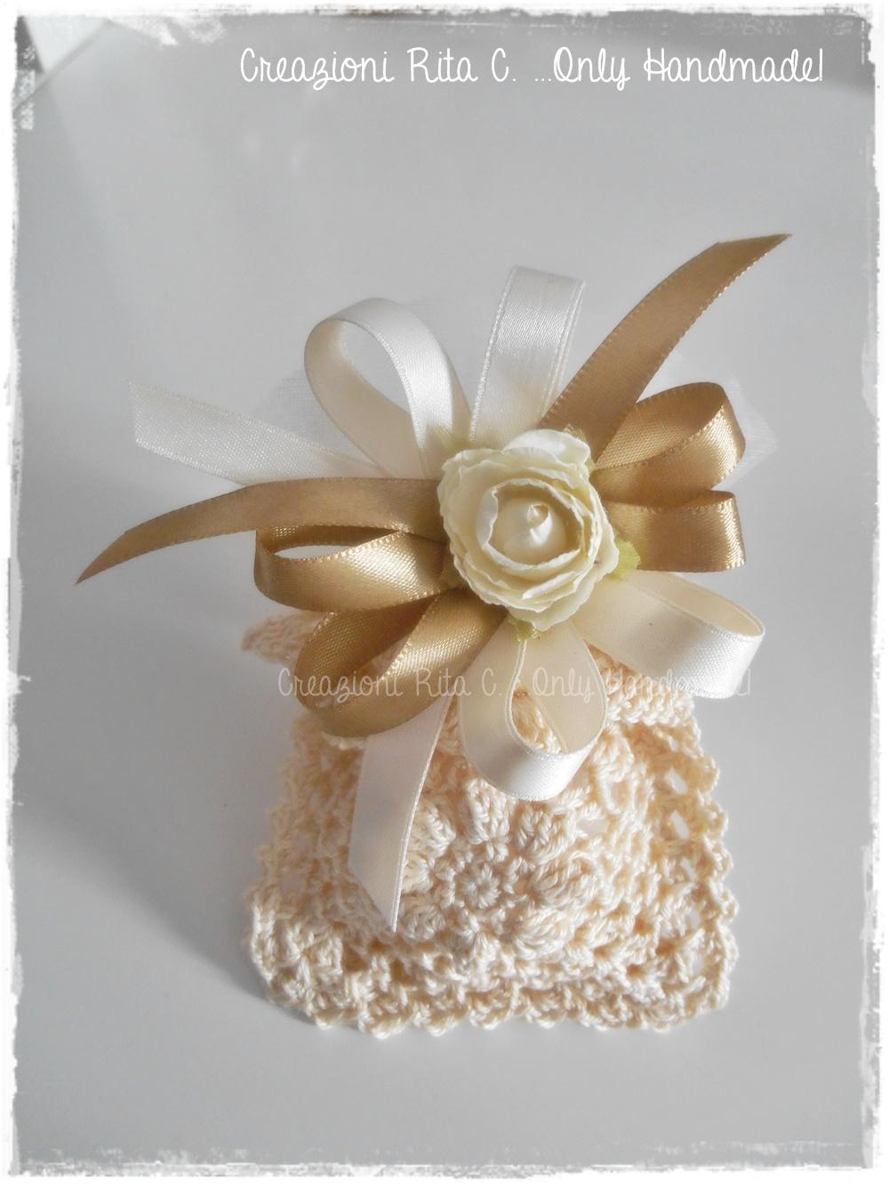 Popolare Creazioni Rita C.  Only Handmade!: Per il tuo matrimonio  RA18
