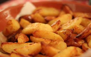 jenis makanan ringan kentang keju