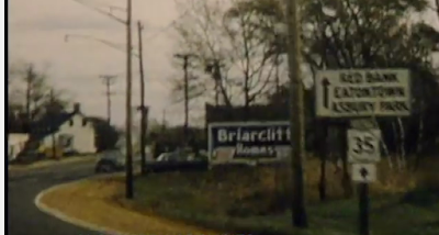 Aberdeen Nj Life History State Route 35 South At Gsp Exit 117 In October 1956