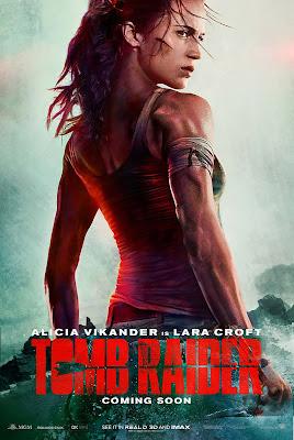 Sinopsis Film Tomb Raider (2018) - Petualangan Baru Lara Croft