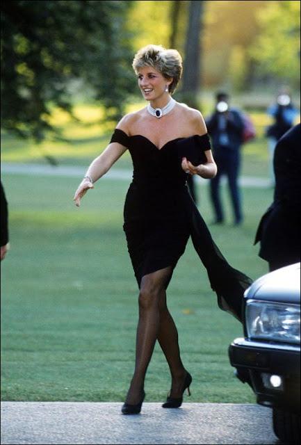 Princesa Diana anos 90