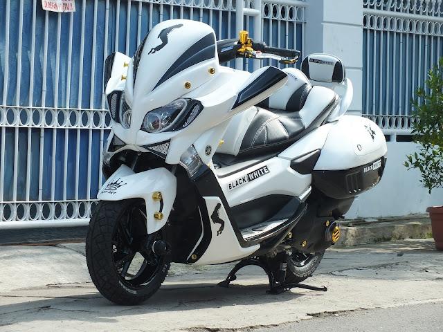 Kelebihan dan Kekurangan Motor Matic Yamaha NMAX