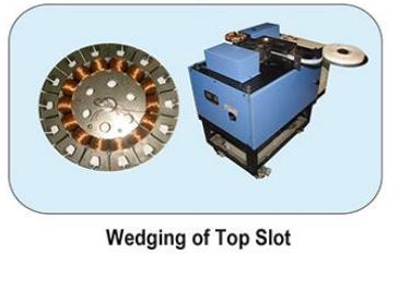Insulation Wedge Inserting Machine - TOP SLOT Image