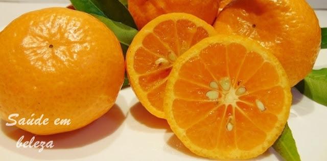 Popriedades e benefícios da tangerina