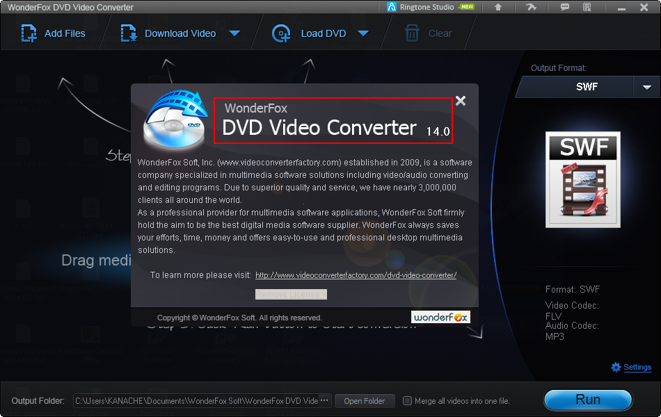 télécharger WonderFox DVD Video Converter 14 Crack