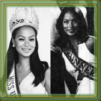Beauconia com - Your daily source of beauty pageant trivia