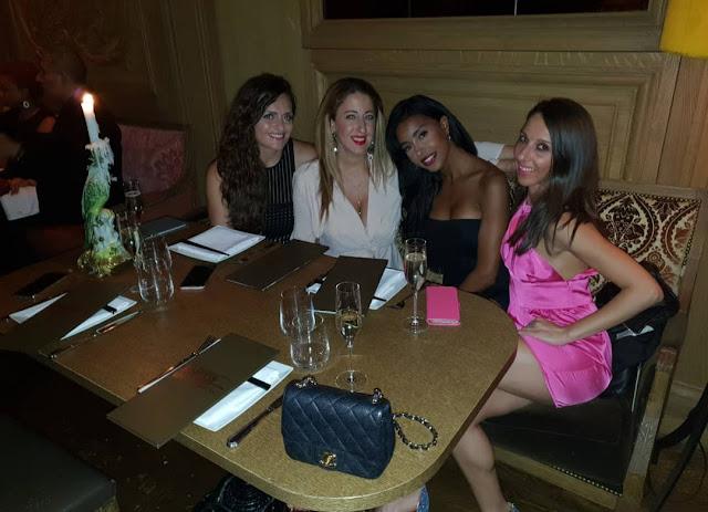 New York, cena al ristorante Buddakan in stile Sex and the City. Alessia Siena
