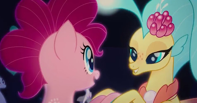 """Small Thing"" Seapony Song! - My Little Pony Movie Song Clip"