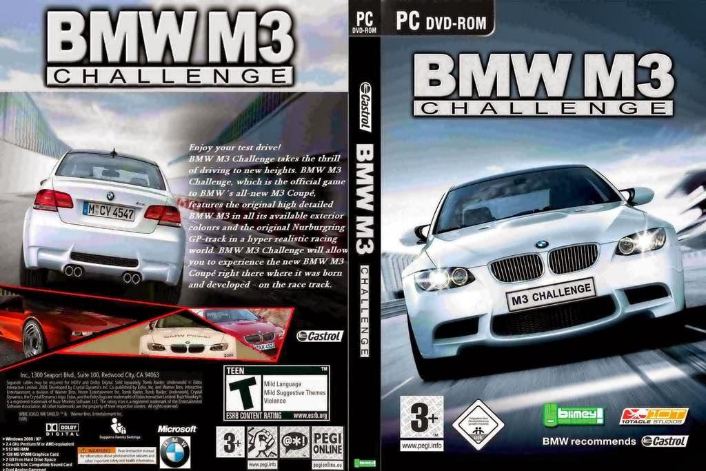 Game balap Mobil Full Free BMW M3 Challenge ~ OmahNET