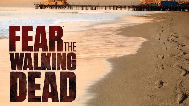 FEAR THE WALKING DEAD   Il ritorno degli zombie... e di Troy