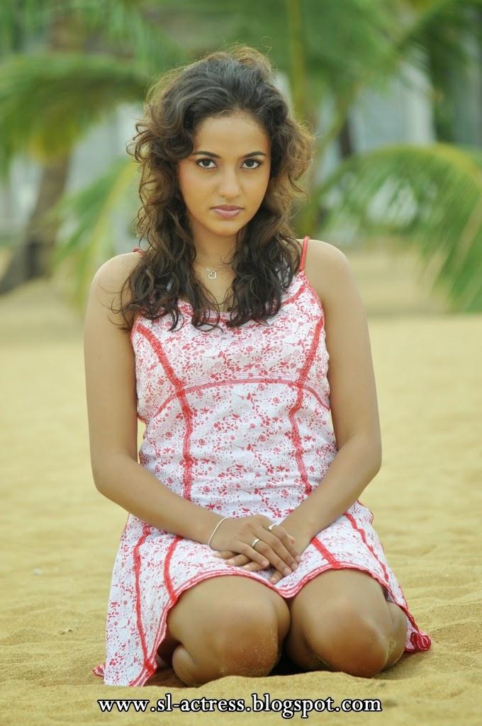 Udari Warnakulasuriya New Hot Photo Shoot - Sri Lankan