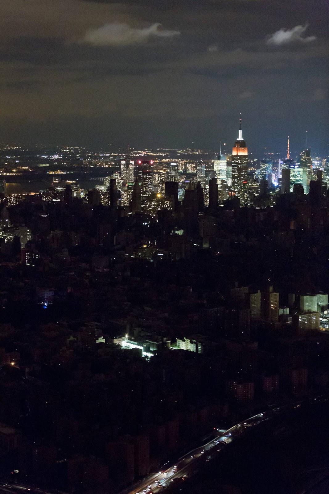 New York City Aerial Views Of The Sandy Blackout Modern