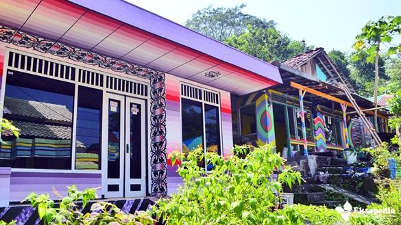 Kampung Warna Warni Kaliwungu