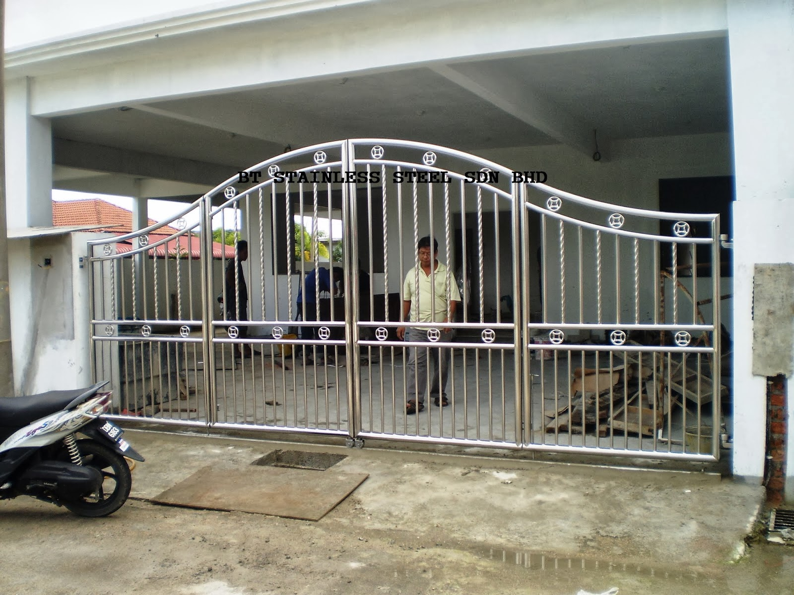 Hiness Is Homemade Grill Rumah