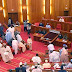 Drama as some Senators calls for Buhari's impeachment over unapproved withdrawal of $469m