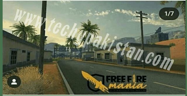 Free Fire New Map Update - Kalahari Map - OB19 Update - New Update - Download Free fire Advance Server or