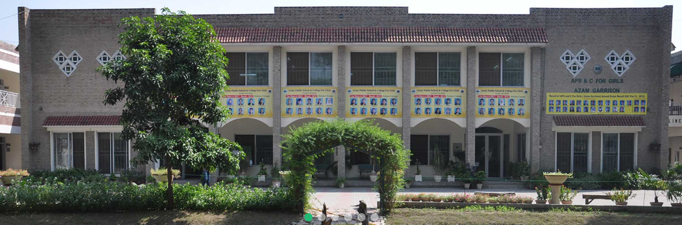 Army Public School And College for Girls, (Azam Garrison) Lahore