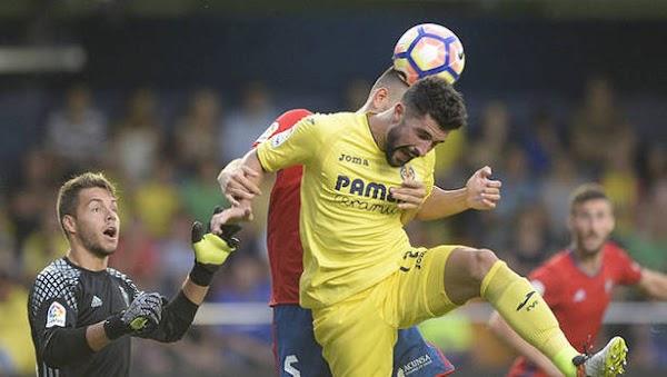 """Álvaro Fernández - Villarreal -: """"Al Málaga no le están acompañando los resultados"""""""