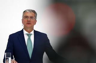 القبض على الرئيس التنفيذي لشركة أودي في قضية انبعاثات الديزل
