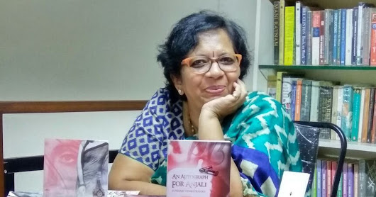 An Exclusive Interview with Indian Bestseller & Amazon Top Listed Author – Sundari Venkatraman