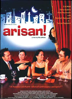 Arisan! Poster