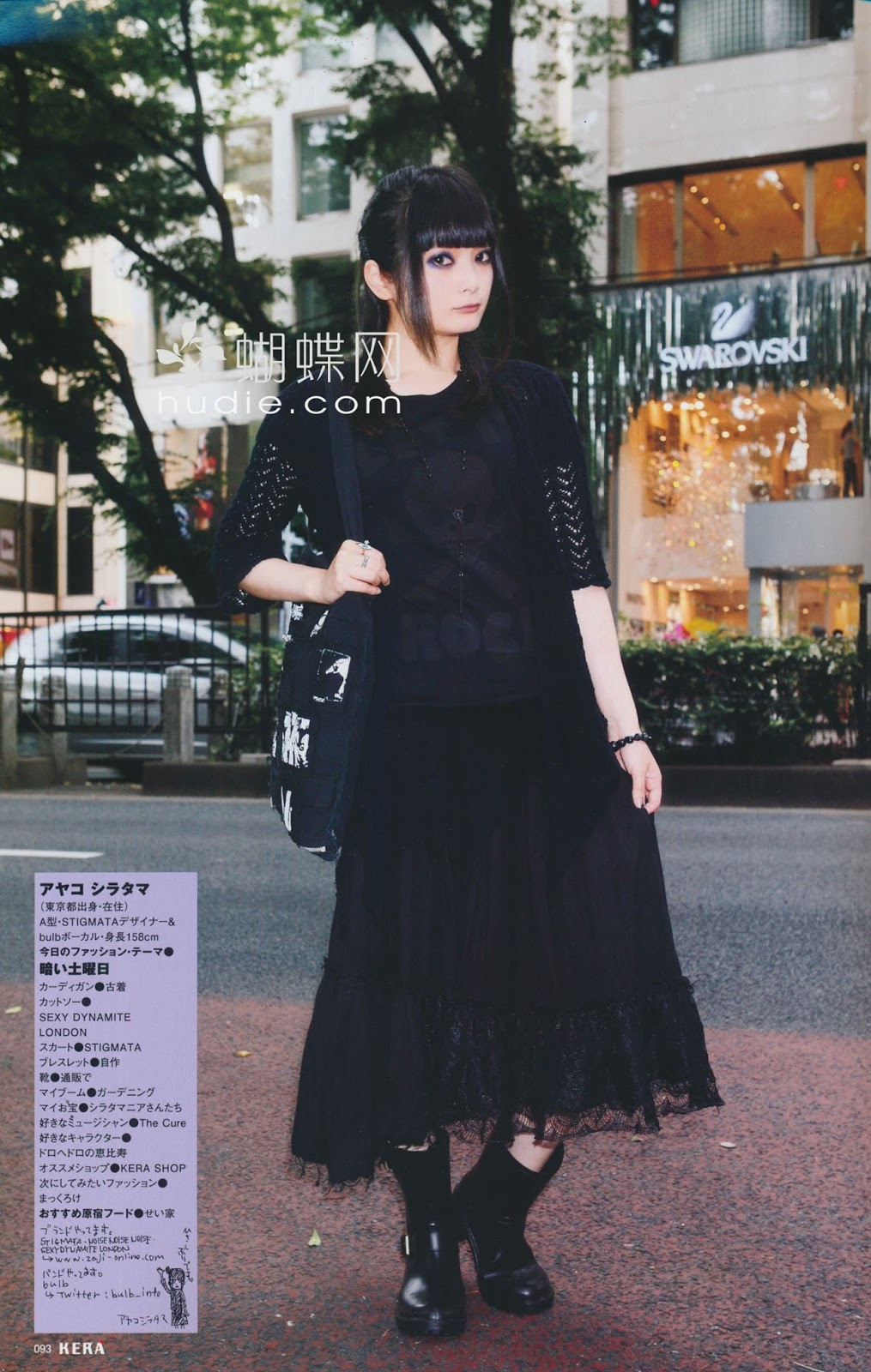 Japanese Gothic Fashion
