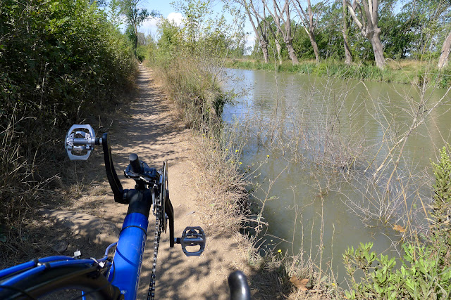 De Paris à Narbonne en vélo, Canal du Midi à Agde