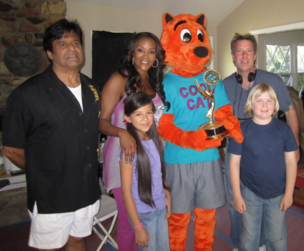 Cool Cat Cast