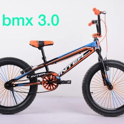 Gambar Sepeda BMX Berbagai Model dan Modifikasi