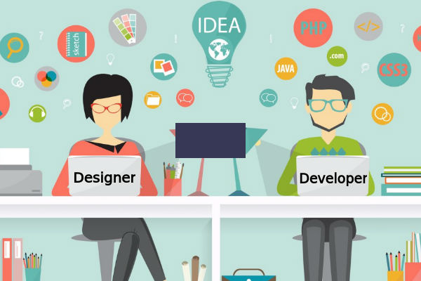 Designers and Web Developers