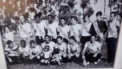 Tuti foi campeão pelo Vasco da Gama em 1968 pela segunda divisão do futebol paulista