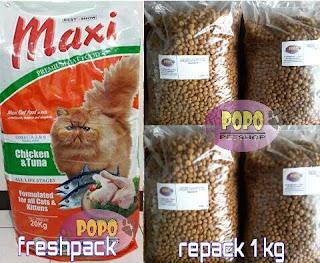 maxi catfood