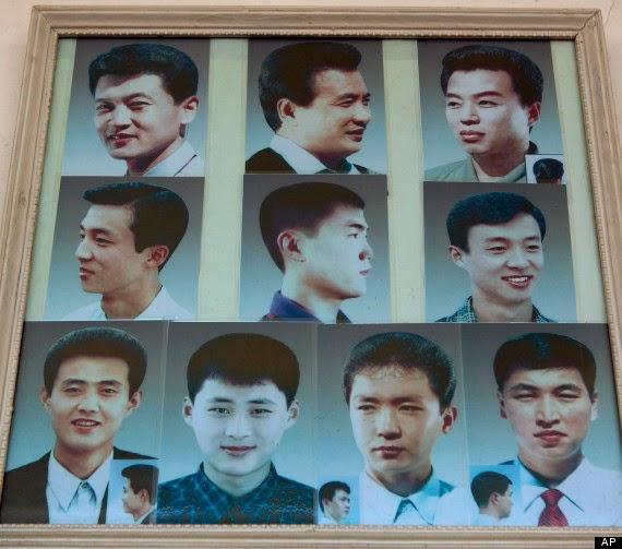 Hair Style In North Korea : Zakazane s? sp?dnice kr?tsze, ni? zakrywaj?ce kolana, w du?ych ...