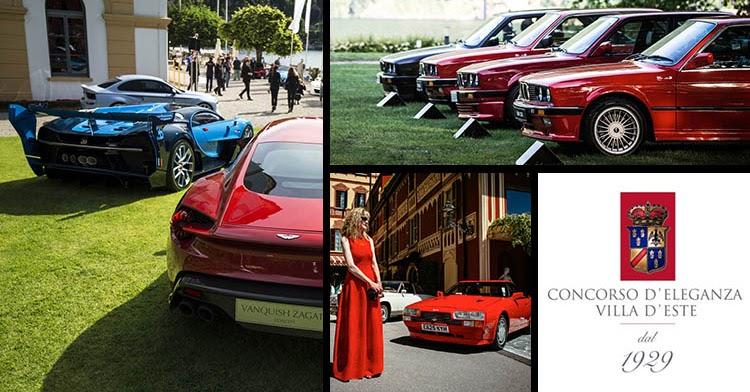 The 2016 concorso d eleganza villa d este in 961 photos for Vajilla villa d este