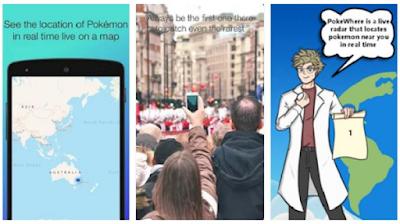 Cara Mengetahui Lokasi Pokemon, Mudah Dan Akurat