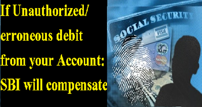 sbi-will-compensate-if-unauthorized-erroneous-debit-from