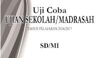 15 PAKET SOAL SIMULASI US/M SD/MI 2017 SESUAI KISI-KISI BALITBANG