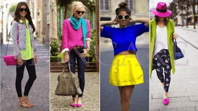 طريقة تنسيق المكياج مع لون الملابس لإطلالة رائعة