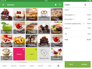Loyverse POS a Point of Sale Software for Android