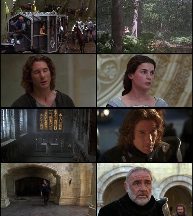First Knight 1995 Dual Audio Hindi 480p BluRay