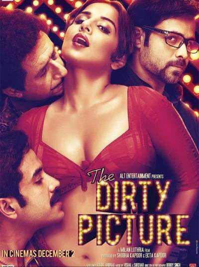 Vidya Balan Hot And Sexy Photos In The Dirty Picture Movie -7514