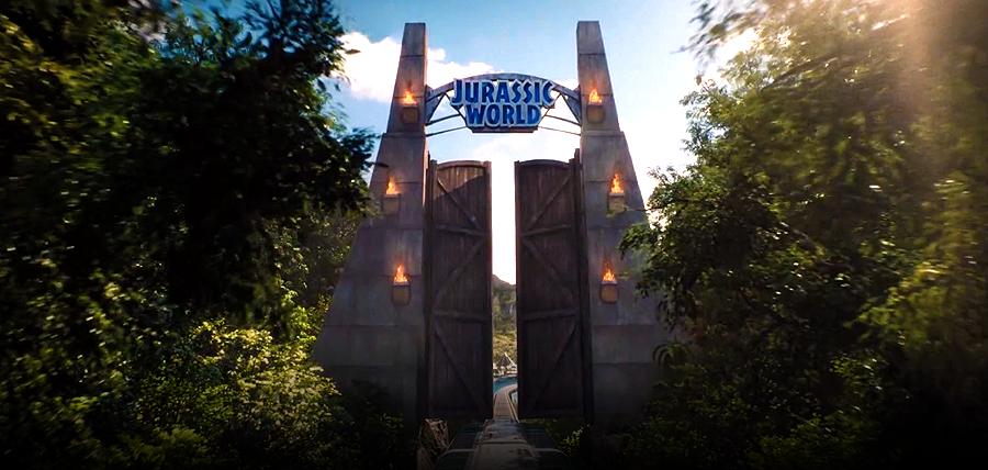 Porţile noului parc s-au deschis : Teaser Trailer Jurassic World