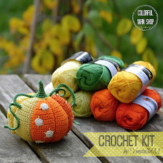 New CROCHET KIT