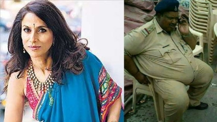 Shobhaa De's tweet changed my life Says Obese MP cop Daulatram Jogewat